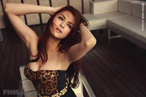 Matchless theme, Marian rivera fhm cover