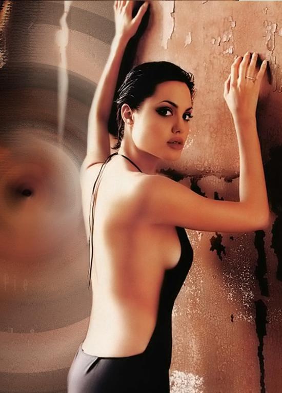 Angelina Jolie Wallpapers - Full HD