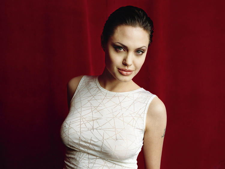 Sexy Wild Queen Angelina Jolie  So Sexy For My Blog-6457