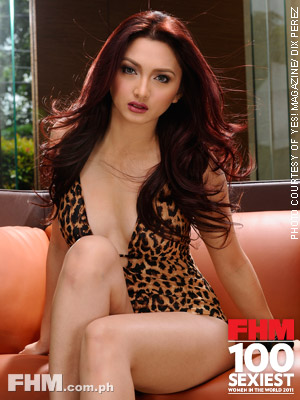 iya villania in seductive photos