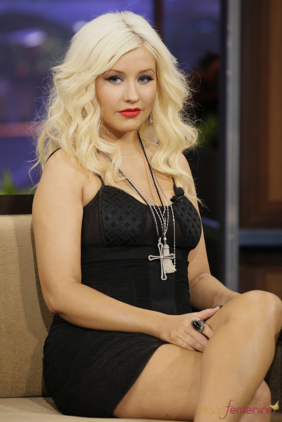 The Sexy Voice: Christina Aguilera – So Sexy for My Blog Christina